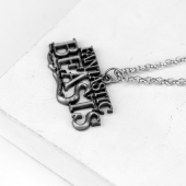 Frilly Harry Potter Fantastic Beasts Kolye  (FKK186A)-2