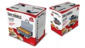 Sermeks Turbo Granit Serme Ekmeği  Makinesi (SER44)-4
