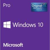 Windows 10 Pro 32 64 Bit Oem Orijinal Dijital...