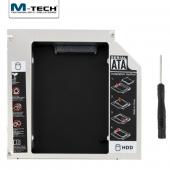 M Tech Mssc0127 Notebook İçin Ekstra 12.7mm Sata Caddy Hdd Yuvası