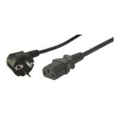 Logilink Cp095 Power Kablosu Erkek Iec Dişi, 3m