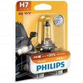 Phılıps H7 Vision +30 Fazla Işık