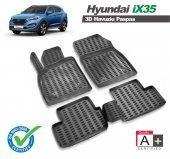 Hyundai İx 35 3d Havuzlu Paspas