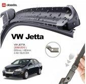 Volkswagen Jetta 2006 2010 Muz Silecek Takımı