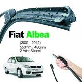Fiat Albea Muz Silecek Takımı (2002 2012)