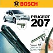 Peugeot 207 Muz Silecek Seti 65cm + 40cm Bosch