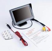 Ekranlı Kameralı Ses İkazlı Park Sensörü-3