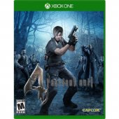 Xbox One Resıdent Evıl 4