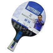 Butterfly Marcos Freitas Mf X4 Ittf Onayl� � Masa Tenisi Raketi 85083s