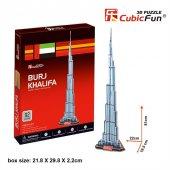 Cubic Fun 3d 92 Parça Puzzle Burç Halife Binası...