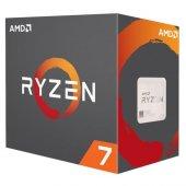 Amd Ryzen 7 1700x 3.4 3.8ghz Am4 İşlemci