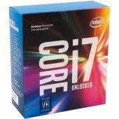 Intel i7-7700K 4.20 GHz 8M 1151p FANSIZ