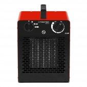 Fanlı Seramik Isıtıcı 3 KW - 2600 kcal   Monofaze- Trotec TDS 20 C