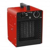 Fanlı Seramik Isıtıcı 3 KW - 2600 kcal   Monofaze- Trotec TDS 20 C -4