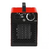 Fanlı Seramik Isıtıcı 2 KW - 1720 kcal Monofaze- Trotec TDS 10 C-2