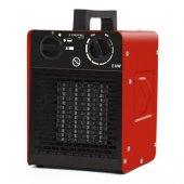 Fanlı Seramik Isıtıcı 2 KW - 1720 kcal Monofaze- Trotec TDS 10 C-4
