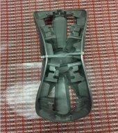 Skoda  Uyumlu Bombeli Jant Kapağı 4 Adet  16 inç Esnek Kırılmaz Kapak 410-2