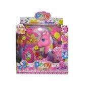 ışıklı Müzikli Pony