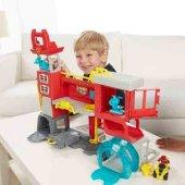 Transformers Rescue Bots Rb Dev İtfaiye Merkezi