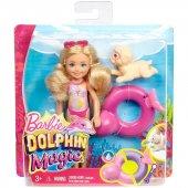 Barbie Sihirli Yunuslar Chelsea Bebek-4