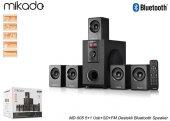 Mikado Md 505 5+1 Usb+sd+fm Destekli Bluetooth...