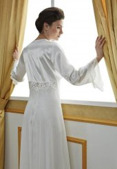 Versace 6111 Bayan 6 Lı Saten Takım-2