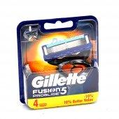 Gillette Tıraş Bıçağı Fusion Proglide 4lü