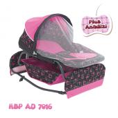 Happy Baby Plus Anadizi (Pembe)