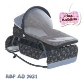 Happy Baby Plus Anadizi (Gri)