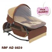 Happy Baby Plus Anadizi (Kahverengi)