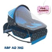 Happy Baby Plus Anadizi (Mavi)