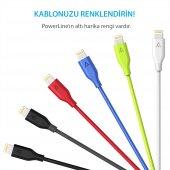 ANKER PowerLine Lightning Kablo 0.9m MFI Lisanslı BEYAZ-4