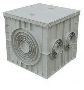 50x50cm Plastik Rögar (Logar , Menhol) Kutusu