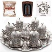 Sultan 6 Kişilik Kahve Seti