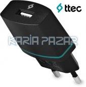TTEC Compact iPhone 5/5S/6/6S/7 Şarj Cihazı-4
