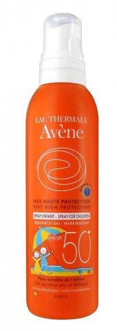 Avene Enfant (Çocuk) Spf50 Sprey 200 Ml Güneş Losyonu