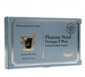 Pharma Nord Omega 3 Plus Eurotabs 60 Kapsül