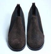 Nubuk Deri Kahverengi Bayan Ayakkabı Aynı Gün Ücretsiz