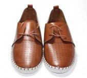 Delikli Bağcıklı Ayakkabı