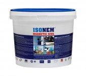 Isonem Manyetik Sıva 5 Kg Siyah