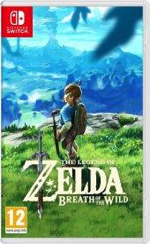 The Legend of Zelda Breath of the Wild Nintendo Switch Oyun