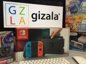 Nintendo Switch Konsol Neon Mavi ve Kırmızı Joy-Con-3