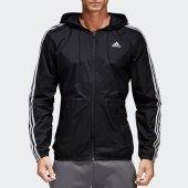 Adidas Essentials 3 Stripes Wind Erkek Ceket Bs2232