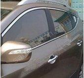 Hyundai İx35 Cam Çerçevesi Kenar Çıtası Krom Tamtur 16 Parça
