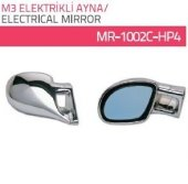 Peugeot 307 Dış Dikiz Aynası Krom M3 Tip Elektrikl...