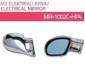 Clio 2 Dış Dikiz Aynası Krom M3 Tip Elektrikli