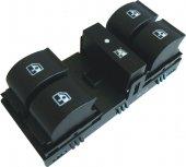 Fiat Linea Cam Düğmesi Cam Anahtarı Sol 4lü