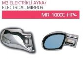 Dış Dikiz Aynası Sinyalli Elektrkli M3 Tip Krom...