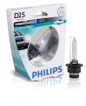 D2s 4600k Xenon Ampulü Philips 50 Fazla Işık 85v 35w