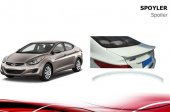 Hyundai Blue Bagaj Üstü Spoiler